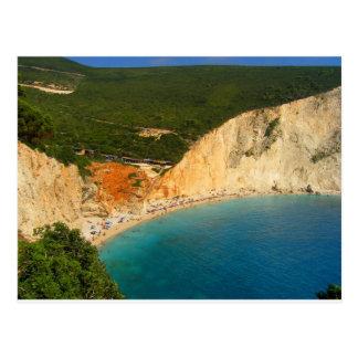 Isla griega postales
