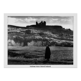 Isla Irlanda de Inisheer Aran Posters