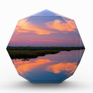 Isla la Florida de Merritt de la salida del sol