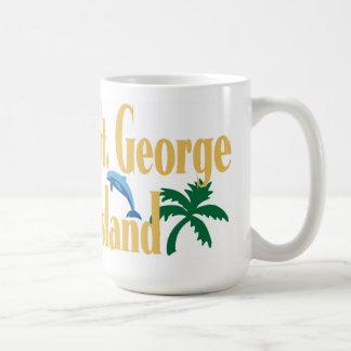 Isla la Florida de San Jorge Taza Clásica