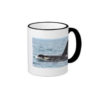 Isla masculina de San Juan de la ballena de la orc Tazas De Café