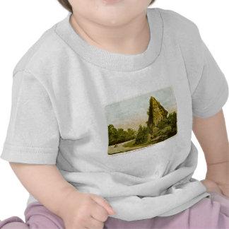 Isla Michigan de Mackinac de la roca del pan de Camiseta