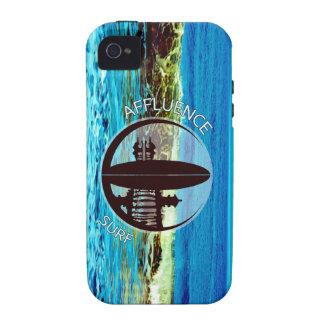Isla Oceanline de Long Beach Case-Mate iPhone 4 Carcasas
