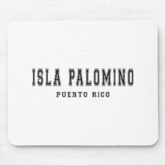 Isla Palomino Puerto Rico Mouse Pad