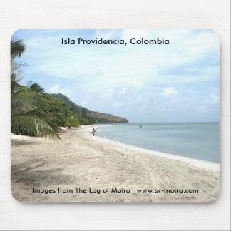 Isla Providencia, Colombia Mouse Pad