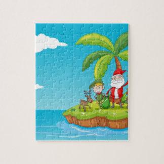 Isla Puzzle Con Fotos