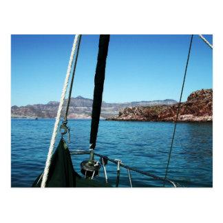 Isla San Francisco, Baja California Sur, México Tarjetas Postales