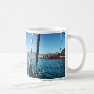 Isla San Francisco, Baja California Sur, México Tazas De Café