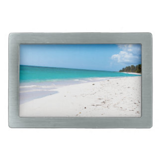 Isla Saona beach in the Caribbean Belt Buckle