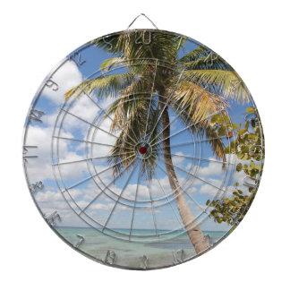 Isla Saona - palmera en la playa