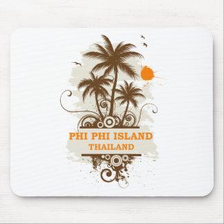 Isla Tailandia de la phi de la phi Tapete De Ratones