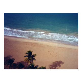 Isla Verde beach Post Cards