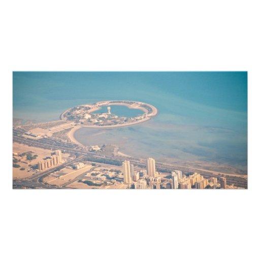 Isla verde, Kuwait Tarjetas Personales