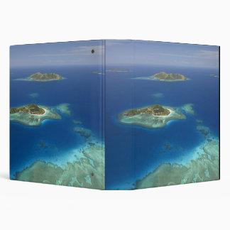 Isla y arrecife de coral, isla de Matamanoa de Mam