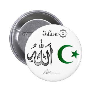 Islam - Button