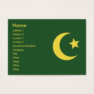 Islam - Chubby Business Card