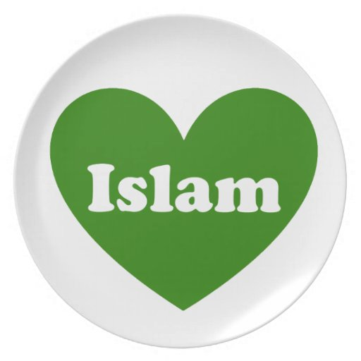 Islam Dinner Plates