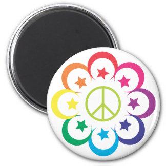 Islam equals peace refrigerator magnet