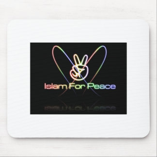 Islam For Peace Mouse Pad