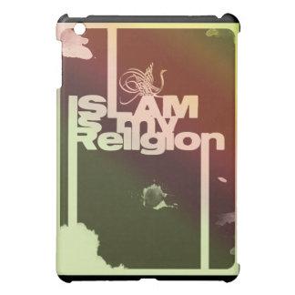 Islam is my Religion - Islamic typography print iPad Mini Covers