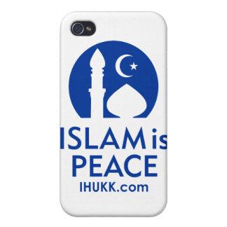 ISLAM is PEACE iPhone 4/4S Case