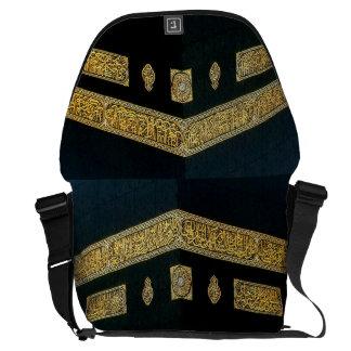 Islam Islamic Hajj Eid al Fitr Adha Mubarak Arabic Courier Bag