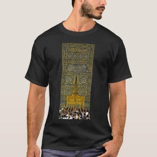 Islam Islamic Muslim Arabic Calligraphy Hajj Kaaba T-Shirt