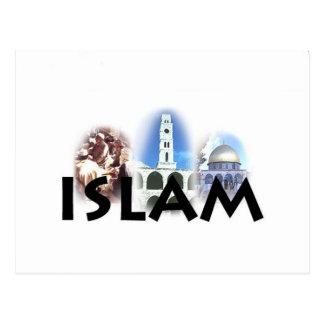 Islam la primera civilización tarjetas postales