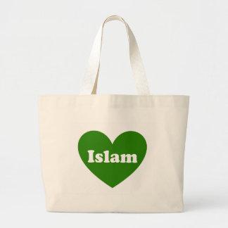Islam Large Tote Bag