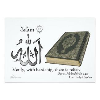 Islam - Passage Invitation