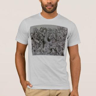 isLam Sunni Shiate MusLim T-Shirt