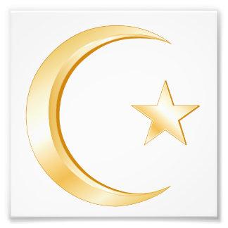 Islam Symbol Photo Print