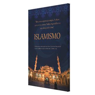 Islam - Turkish Temple Canvas Print
