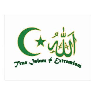 Islam verdadero postales
