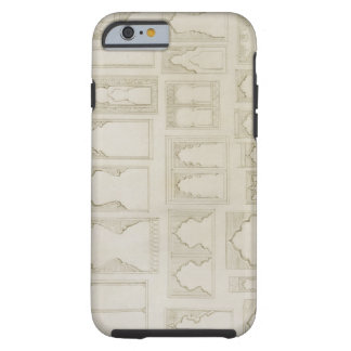 Islamic and Moorish arch designs for balconies, wi Tough iPhone 6 Case