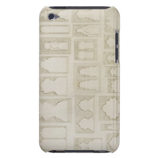 Islamic and Moorish arch designs for balconies, wi iPod Case-Mate Cases