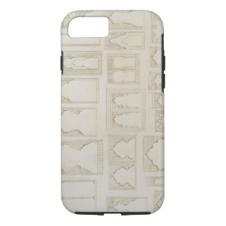 Islamic and Moorish arch designs for balconies, wi iPhone 7 Case