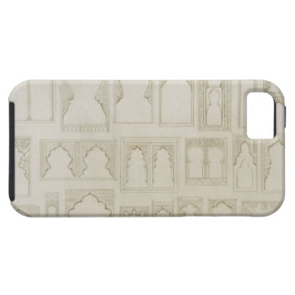 Islamic and Moorish arch designs for balconies, wi iPhone SE/5/5s Case