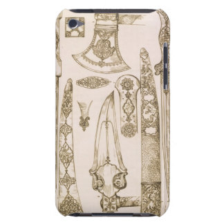 Islamic and Moorish designs for knife blades, from iPod Touch Cases