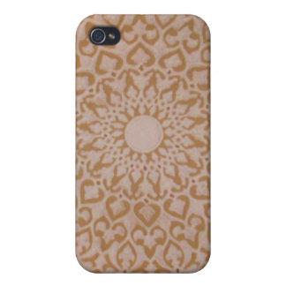 Islamic art and geometric design iPhone 4/4S cover
