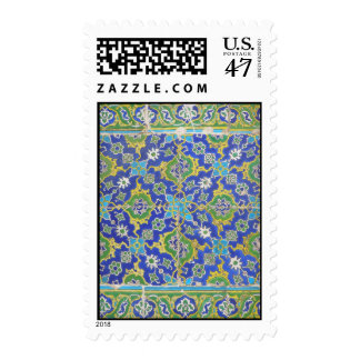 Islamic Art Design Postage Stamp