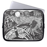 islamic city Alley Laptop Sleeves