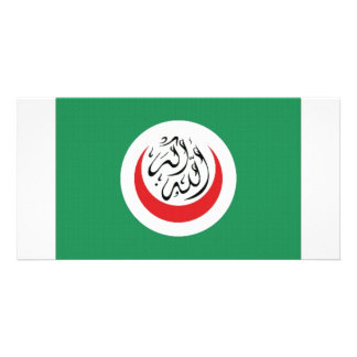 Islamic Conference Flag Photo Cards