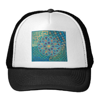 Islamic Design Trucker Hat