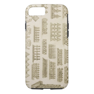 Islamic designs for cornice, balcony and mashrabiy iPhone 7 case