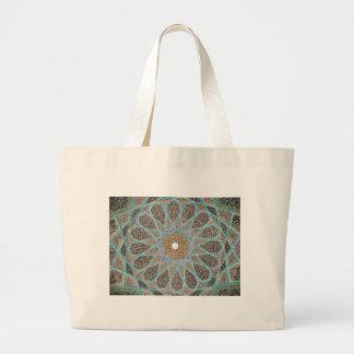 Islamic Designs Large Tote Bag