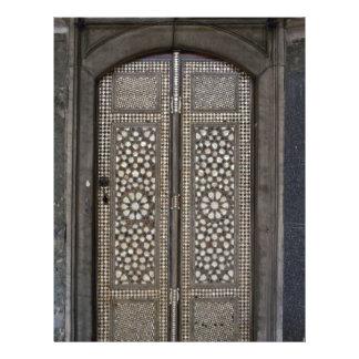 Islamic Doors Flyer