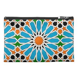 Islamic geometric pattern accessory bag