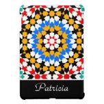 Islamic geometric pattern ipad mini case