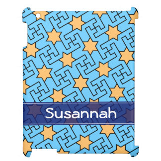 Islamic geometric pattern ipad mini case